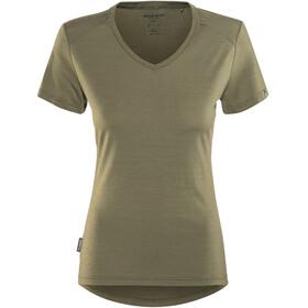 Mammut Alvra Shortsleeve Shirt Women olive